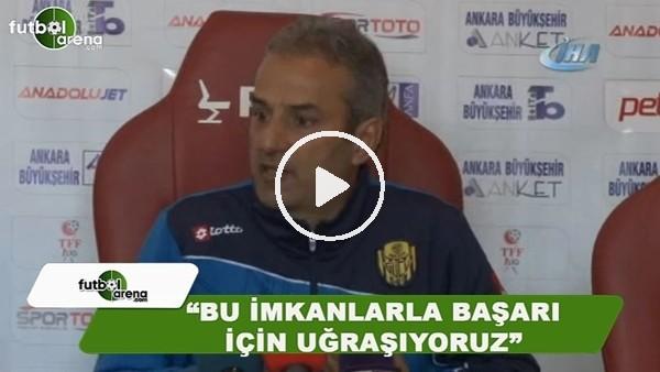 İsmail Kartal, Adanaspor maçı sonrası isyan etti