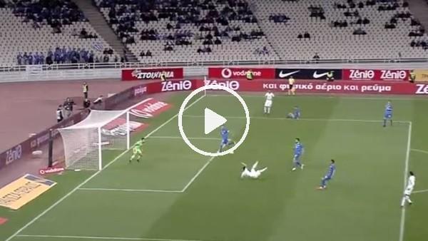 Blerim Dzemaili'nin Yunanistan'a attığı enfes gol