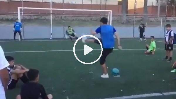 Dünyanın en güzel penaltı atışı!