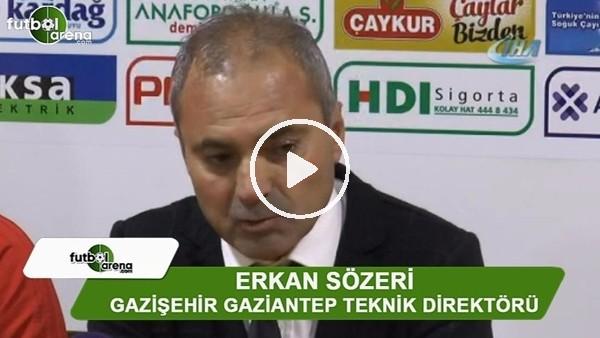 """Erkan Sözeri: """"Giresunspor bizden daha çok istedi ve hak ettiler"""""""