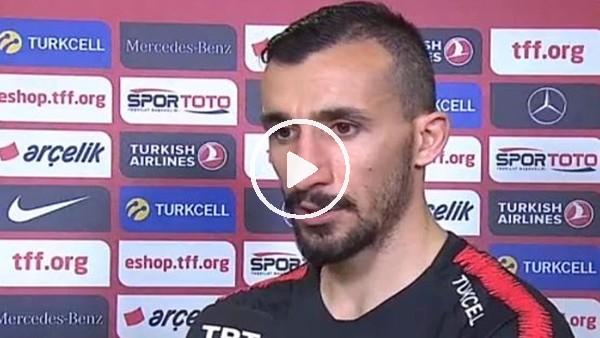 """Mehmet Topal sitem etti: """"Milli Takımı bırakmayı düşündüm.."""""""