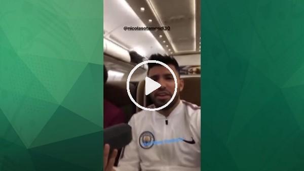 Manchester City'in Arjantinli yıldızları doruklarda