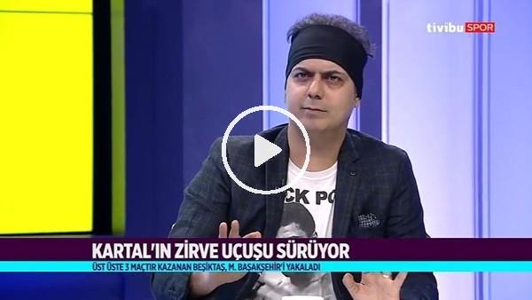 """Ali Ece: """"Beşiktaş'ın geçen iki sezona göre santrafor sorunu var"""""""