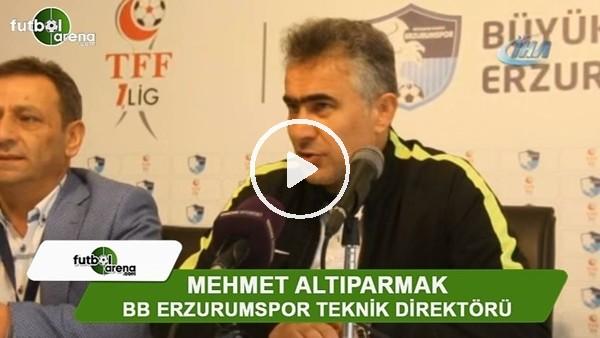 """Mehmet Altıparmak: """"Pozisyon ve gol bakımından ligin en zevkli maçı oldu"""""""