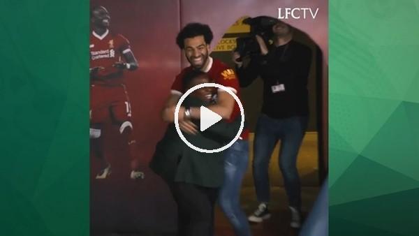 Mohamed Salah'ın eğlenceli anları