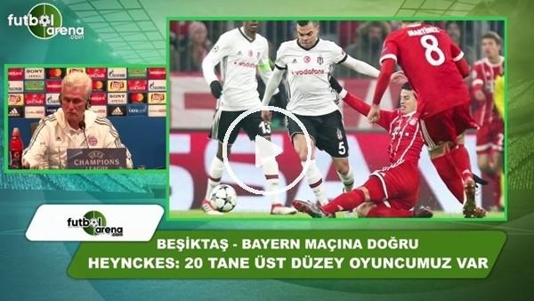 """Jupp Heynckes: """"Sarı kart sınırında olmasına rağmen Lewandowski'yi oynatacağım"""""""