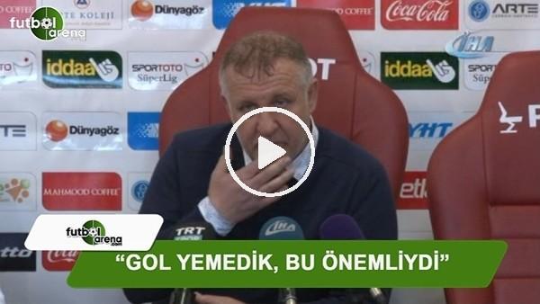 """Mesut Bakkal: """"Gol yemedik, bu önemliydi"""""""