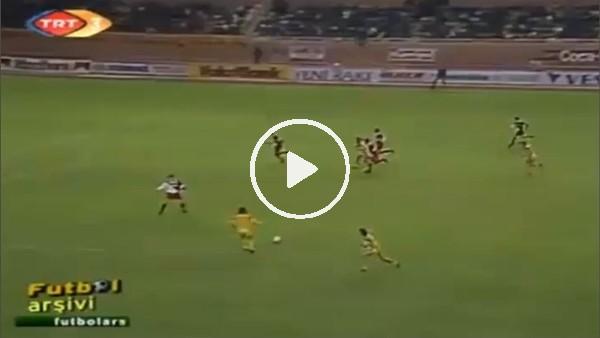 Galatasaray'ın Monaco'yu 1-0 yendiği maç