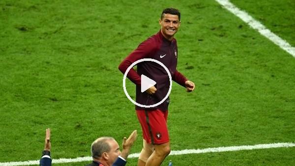 "Beşiktaş taraftarlarından Cristiano Ronaldo'ya ""Come to Beşiktaş"" çağrısı"