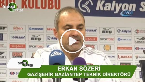 """Erkan Sözeri: """"Futbolun bütün doğrularını yaptık"""""""