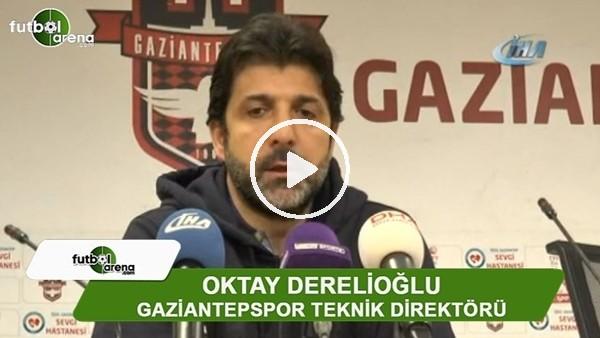"""Oktay Derelioğlu: """"Balıkesirspor'u tebrik ediyorum"""""""