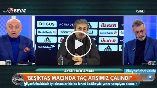 Sinan Engin ve Ahmet Çakar'dan Aykut Kocaman'a tepki
