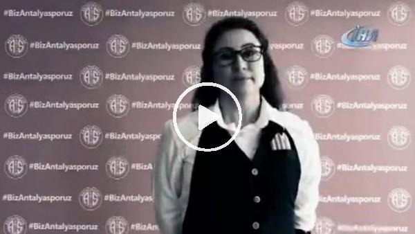 Antalyaspor'dan Kadınlar Günü'nde 7 dilde anlamlı paylaşım