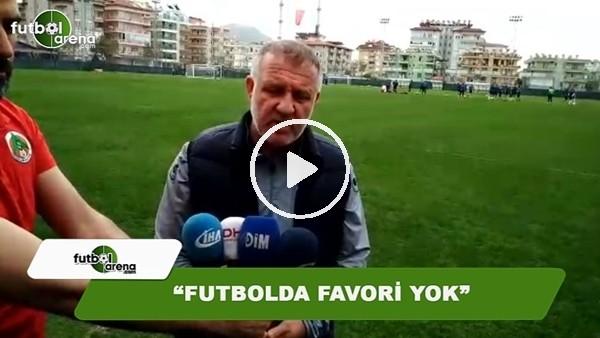 """Mesut Bakkal'dan Beşiktaş yorumu: """"Futbolda favori yok"""""""