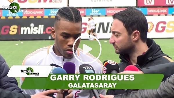 "Garry Rodrigues: ""Trabzonspor maçı final niteliğinde"""