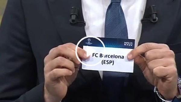 'Şampiyonlar Ligi'nde çeyrek final eşleşmeleri belli oldu