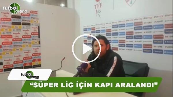 """İbrahim Üzülmez: """"Süper Lig kapısı aralandı"""""""