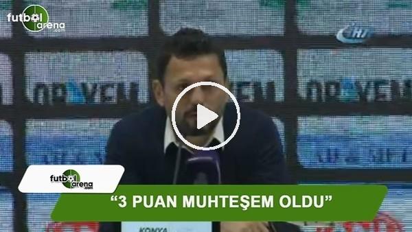 """Erol Bulut: """"3 puan muhteşem oldu"""""""