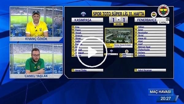 Şener Özbayraklı'nın muhteşem golünde FB TV!
