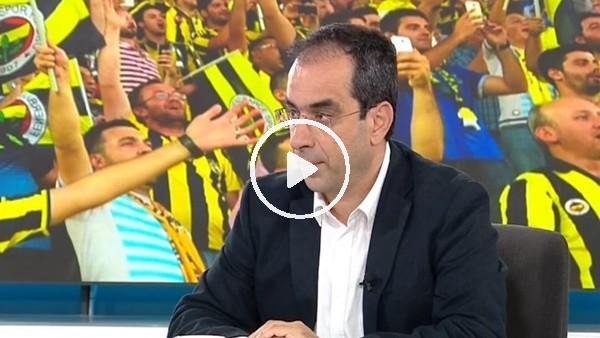 Şekip Mosturoğlu'nun Beşiktaş derbis sonrası açıklamaları