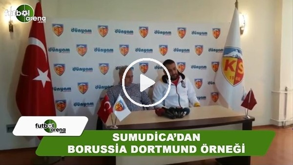 'Sumudica'dan Borussia Dortmund örneği