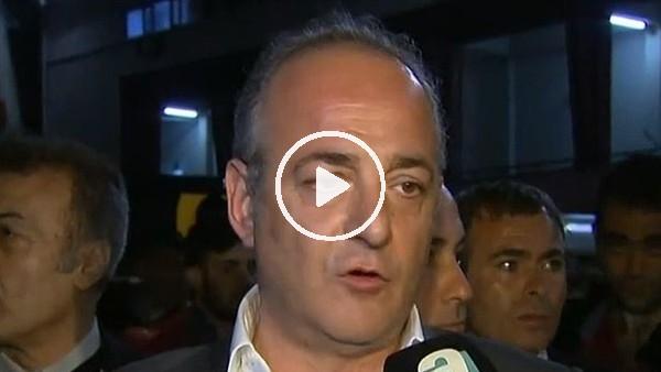 """Murat Cavcav: """"Çok iyi bir galibiyet aldık"""""""