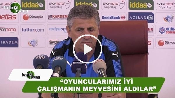 """Ivko Gancev: """"Oyuncularımız iyi çalışmanın meyvesini aldılar"""""""
