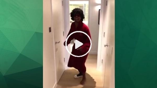 'Patrice Evra çılgınlıklarına devam ediyor!