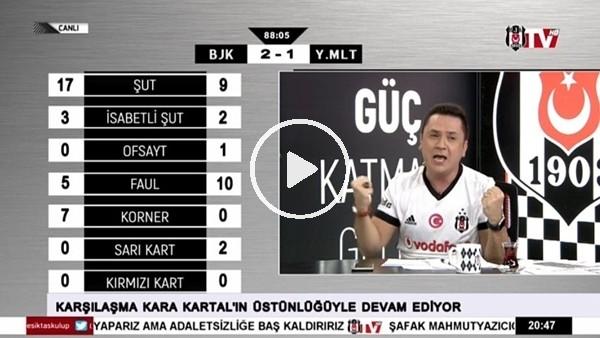 Ricardo Quaresma'nın frikik golünde BJK TV!