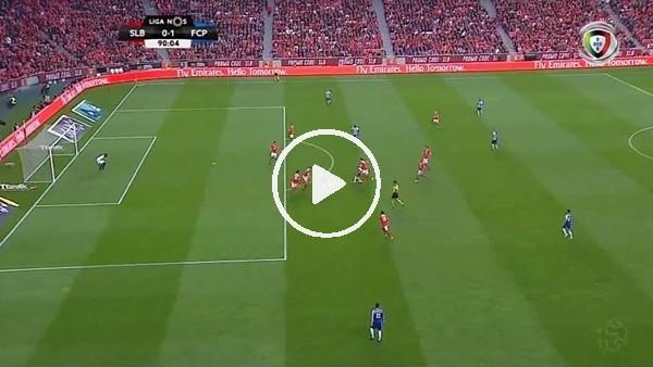 'Porto, Benfica'dan 3 puanı tek golle aldı