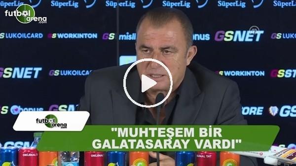 """Fatih Terim: """"Muhteşem bir Galatasaray vardı"""""""