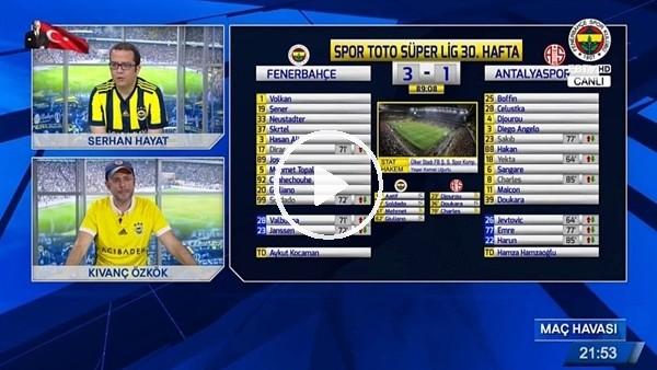 Valbuena'nın şık golü FB TV spikerlerini coşturdu!