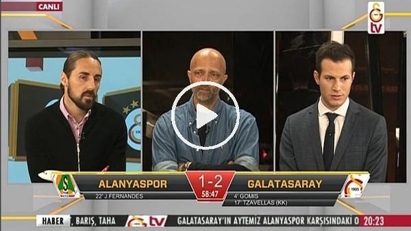 Emre Akbaba'nın Galatasaray'a attığı golde GS TV!