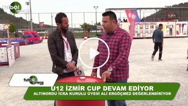 FutbolArena canlı yayınında gülümseten kaza