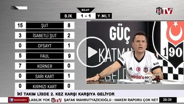 Anderson Talisca'nın golü BJK TV spikerlerini coşturdu