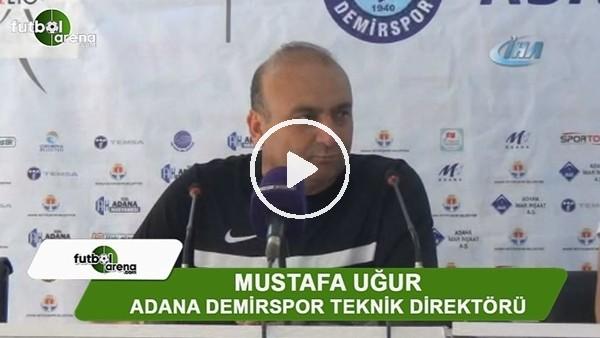 """'Mustafa Uğur: """"Daha ciddi rakipler bizi bekliyor"""""""