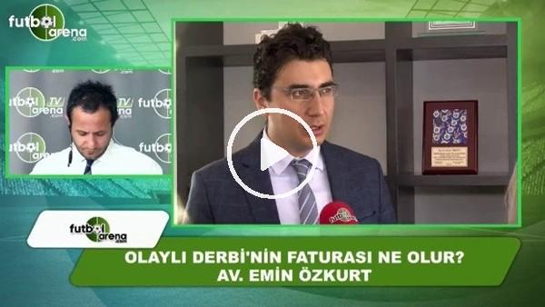 FutbolArena TV'de olaylı Fenerbahçe - Beşiktaş derbisi sonrası değerlendirmeler