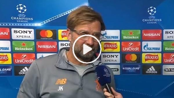 """Jürgen Kloop: """"Kafamda rövanş maçını oynamaya başladım bile"""""""