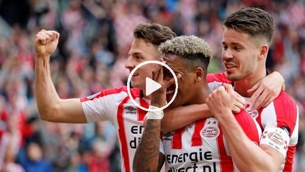 Hollanda Ligi'nde PSV şampiyon oldu
