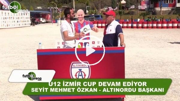 """Seyit Mehmet Özkan, FutbolArena'ya konuştu! """"Bu sene lige çıkmak istemiyoruz"""""""