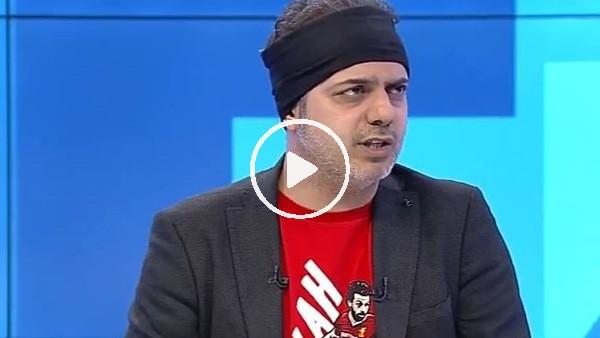 """Ali Ece: """"Valbuena'nın paslanmış hali bile maçın ikinci yarısına kökünden tesir etti"""""""