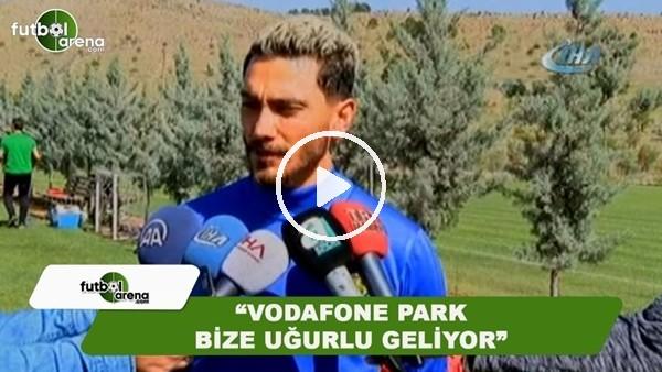 """Yeni Malatyasporlu Murat Yıldırım: """"Vodafone Park bize uğurlu geliyor"""""""