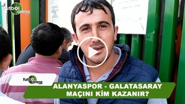 Alanyaspor - Galatasaray maçını kim kazanır?