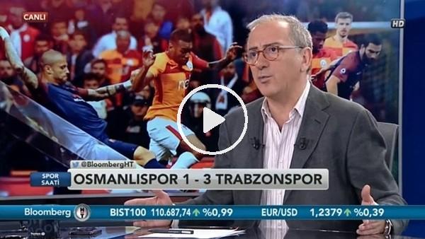 """Fatih Altaylı'dan olay sözler! """"Başakşehir'in kaşarlanmış futbolcuları..."""""""