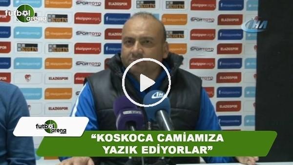"""Mustafa Uğur: """"Koskoca camiazmıza yazık ediyorlar"""""""