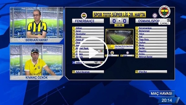 Martin Skrtel'in Osmanlıspor'a attığı golde FB TV!