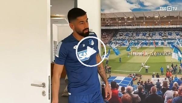 'Hoffenheim, Kerem Demirbay ile sözleşme uzattığını böyle duyurdu