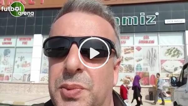 """FutbolArena Rize muhabiri Selim Denizalp: """"Rizespor gol pozisyonu üretmekte zorlandı"""""""