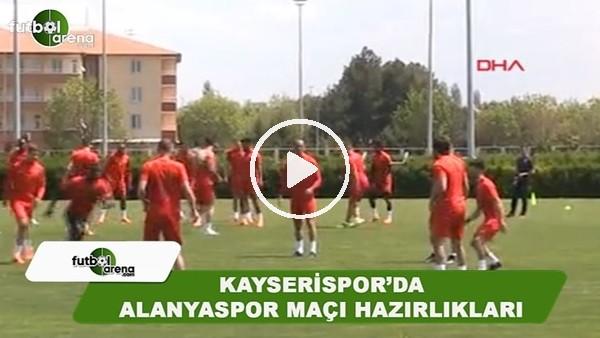 Kayserispor'da Aytemiz Alanyapor mesaisi sürüyor