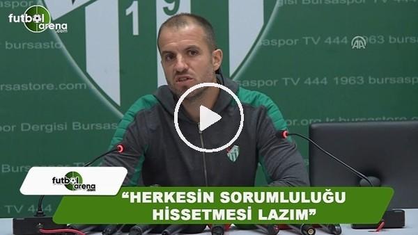 """Mustafa Er: """"Herkesin sorumluluğu hissetmesi lazım"""""""